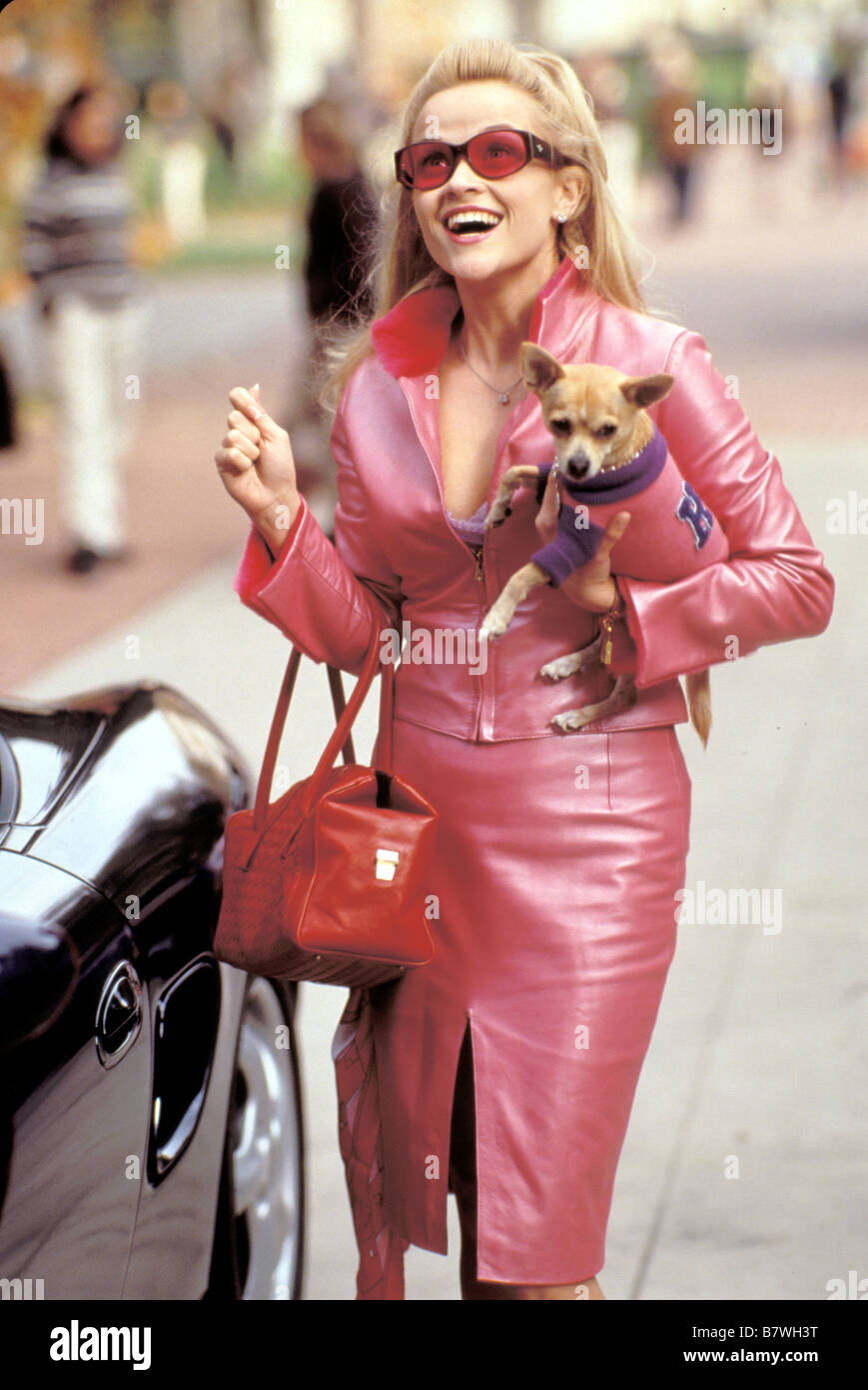 Image D Une Blonde la revanche d'une blonde legally blonde year: 2001 usa reese stock