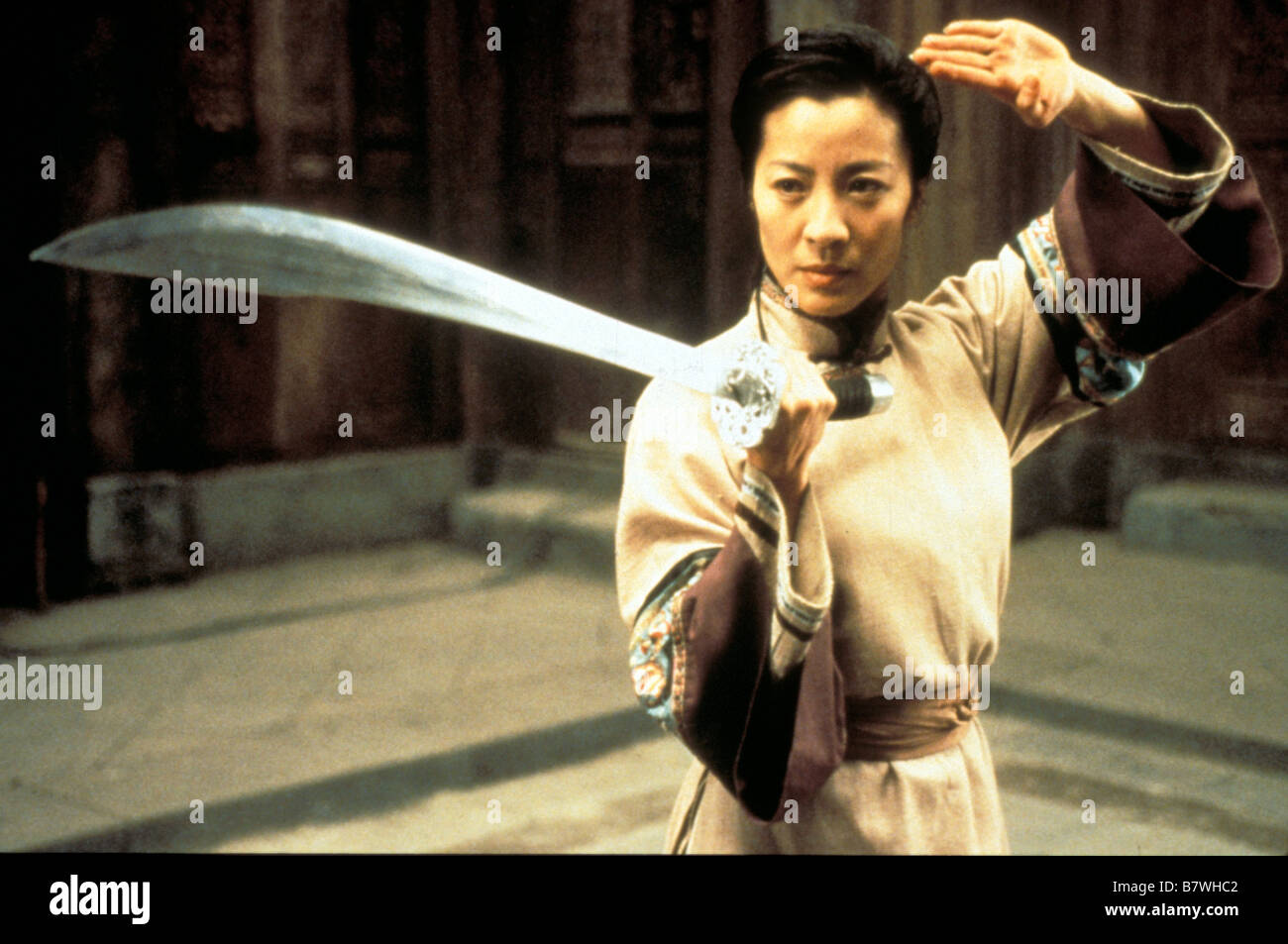 Wo hu cang long / Crouching Tiger, Hidden Dragon  Year: 2000 - china Michelle Yeoh  Director: Ang Lee - Stock Image