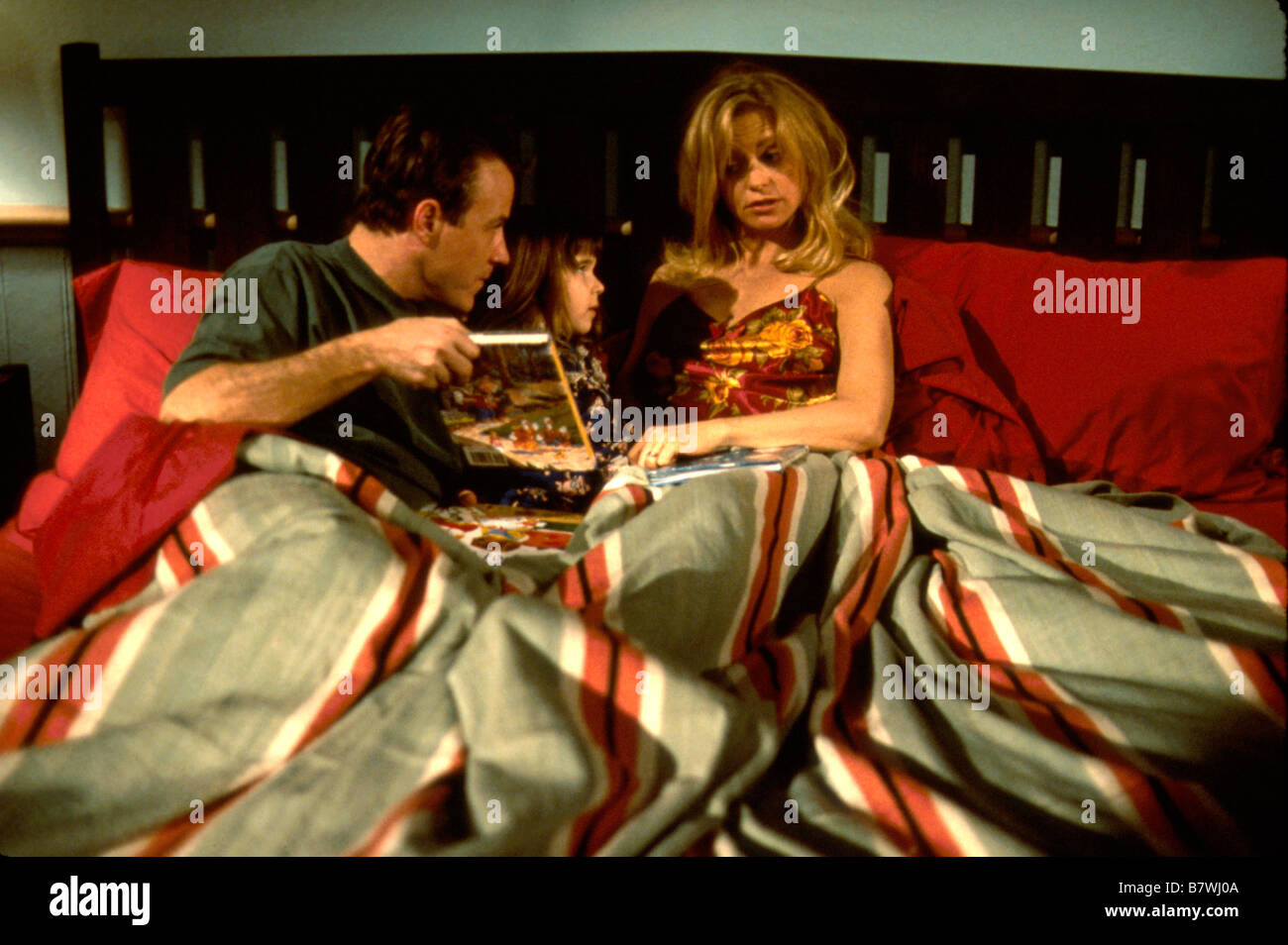 Trahie Deceived Année 1991 usa Goldie Hawn John Heard Ashley Peldon Réalisateur Damian Harris - Stock Image