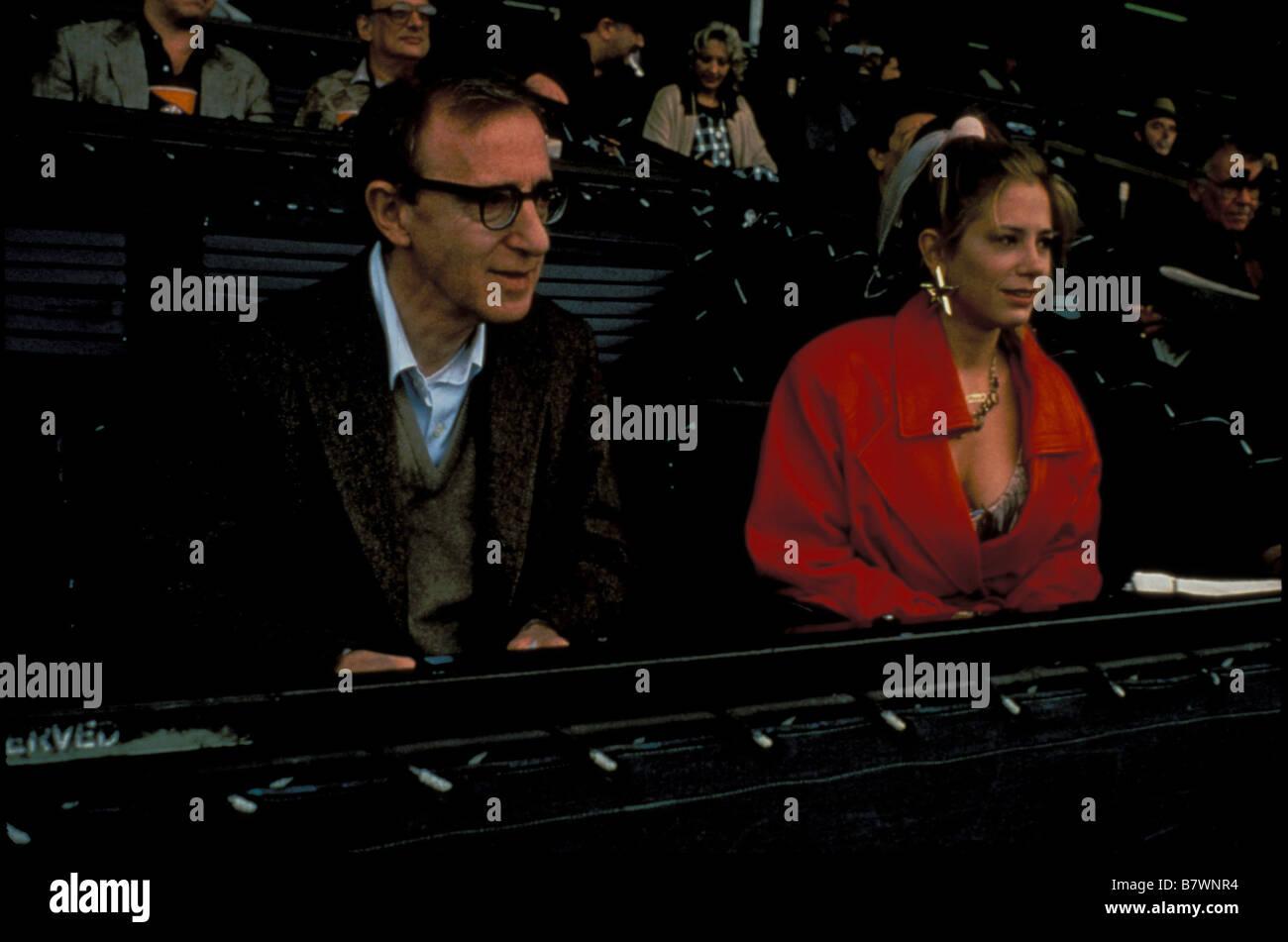 Mighty Aphrodite  Year: 1995  USA Woody Allen, Mira Sorvino Director: Woody Allen - Stock Image