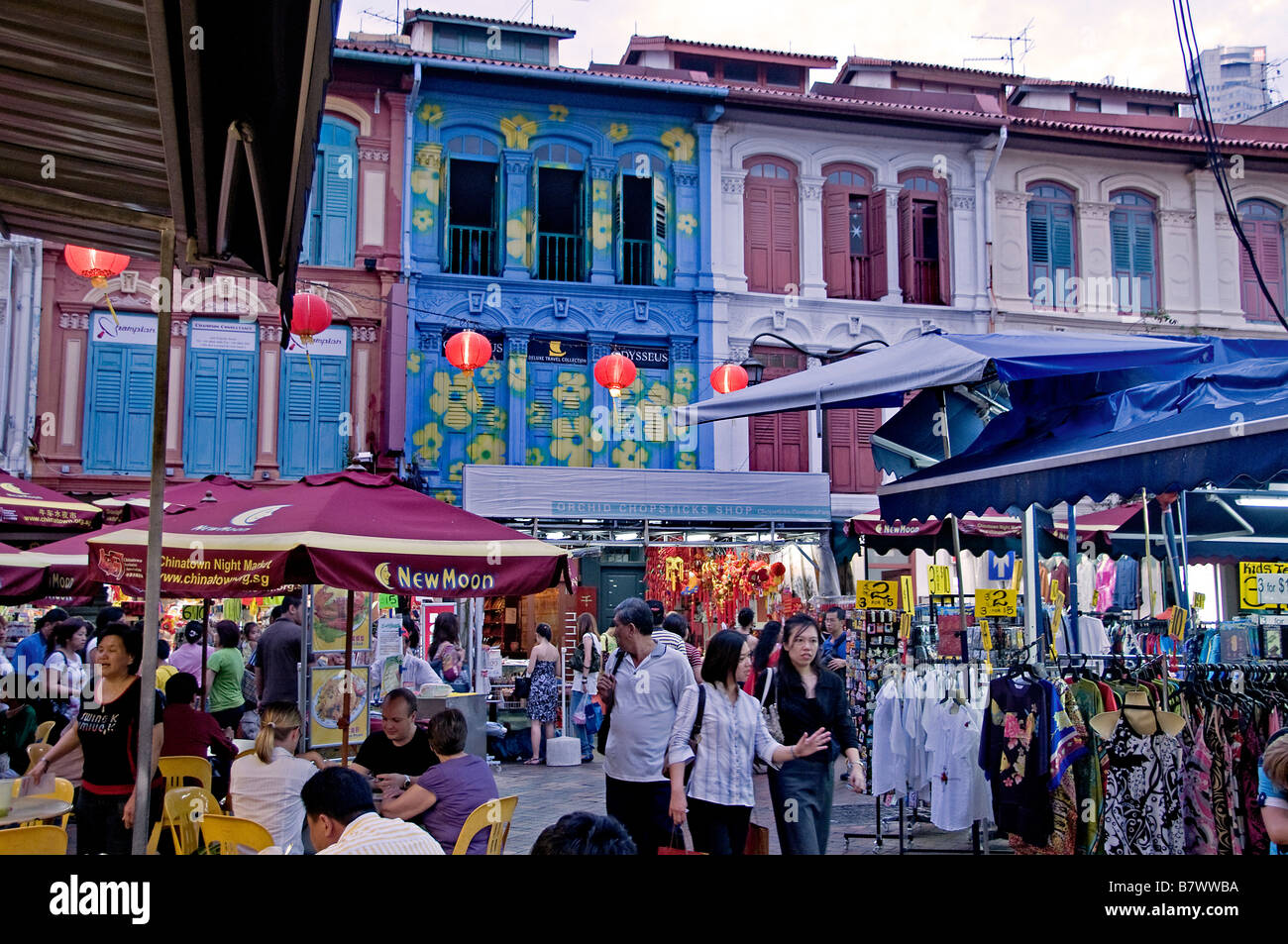 night market vs supermarket Market is a set up where two or more parties engage in exchange of goods, services and information lets understand the concept of market and different.