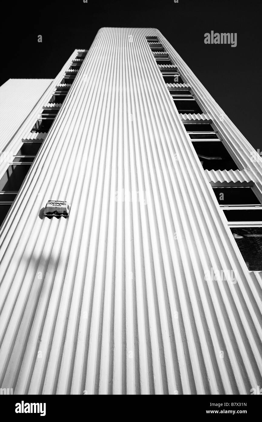 Riverside offices, Bruntwood, Salford, Manchester, UK - Stock Image