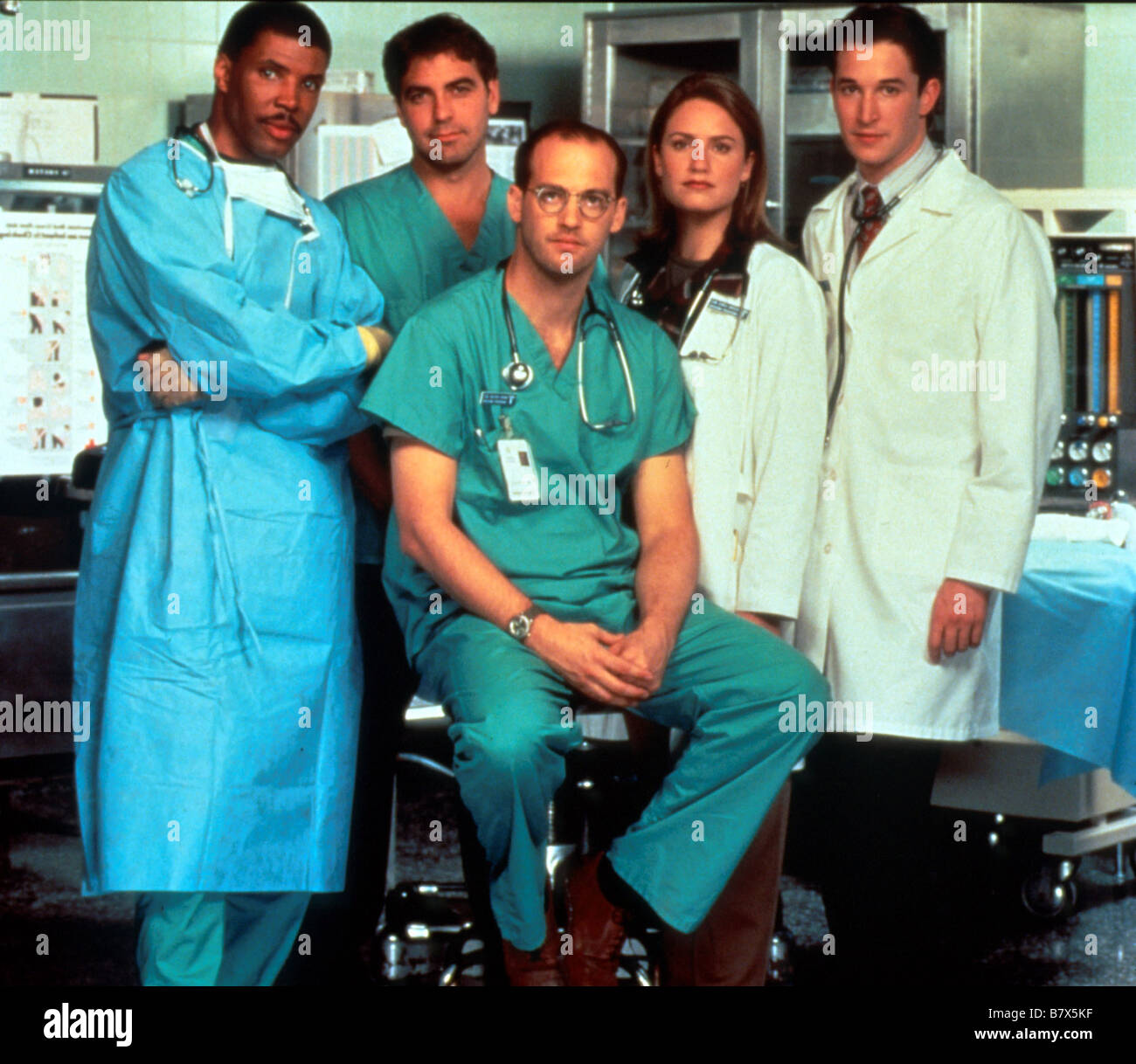 er tv series 1994 2009 usa george clooney anthony edwards eriq