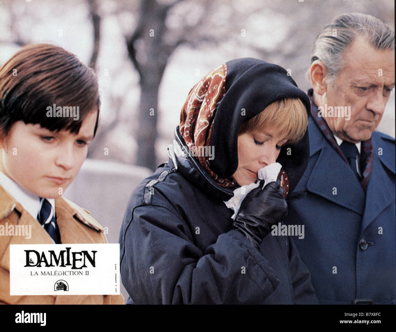 Damien , La Malédiction II Damien: Omen II Year: 1978 USA