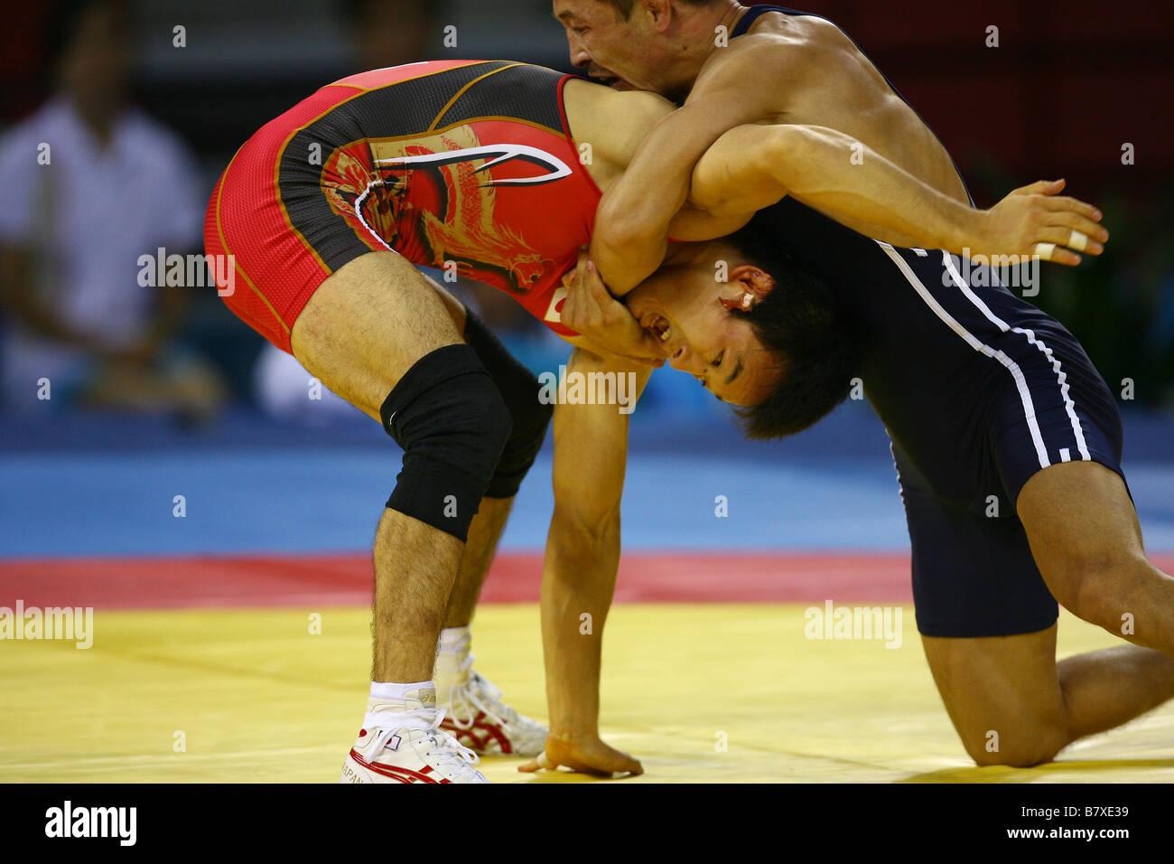 Khadzhimurat Gatsalov: Olympic champion in freestyle wrestling