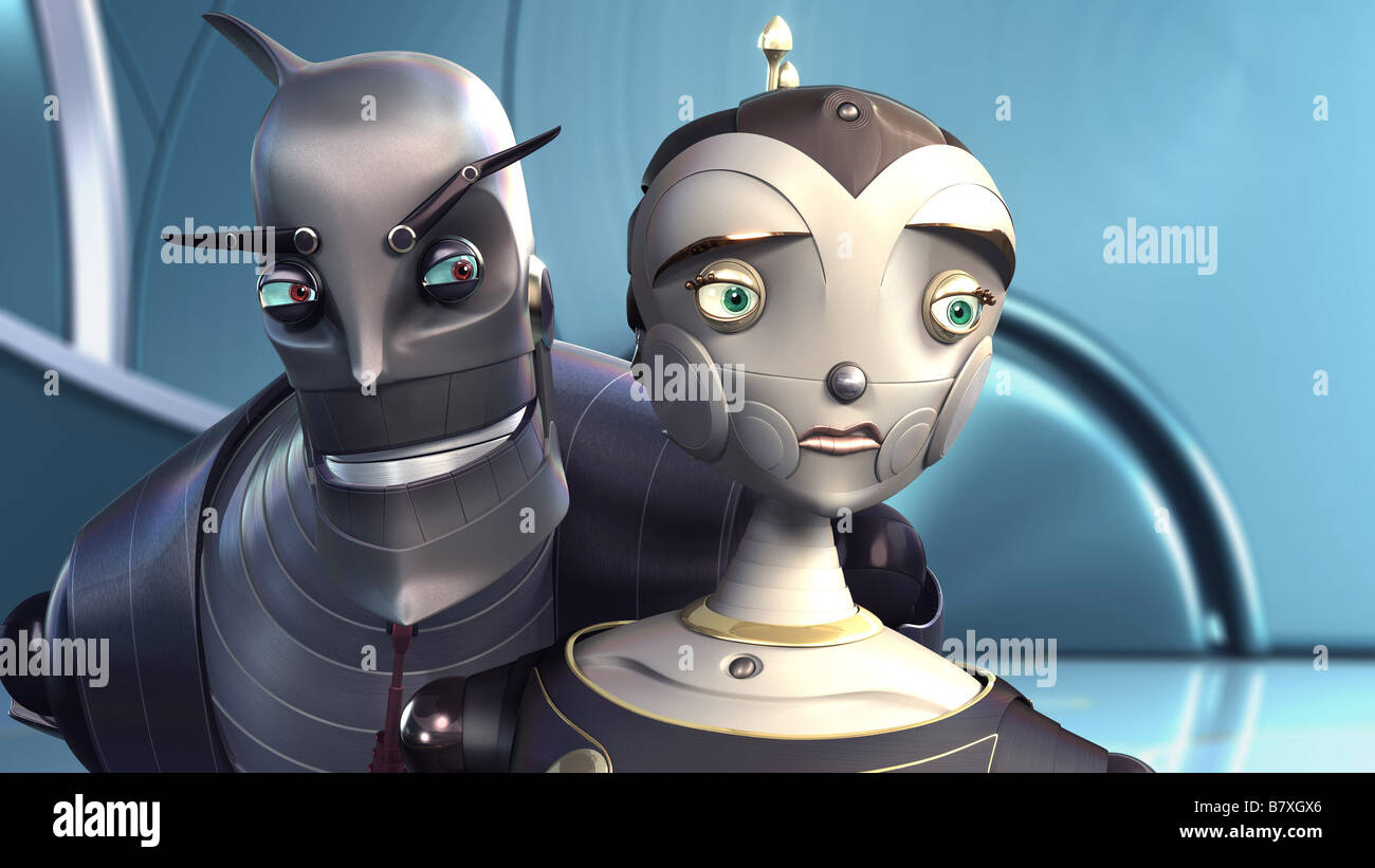 Robots 2005 Animated Stock Photos & Robots 2005 Animated ...