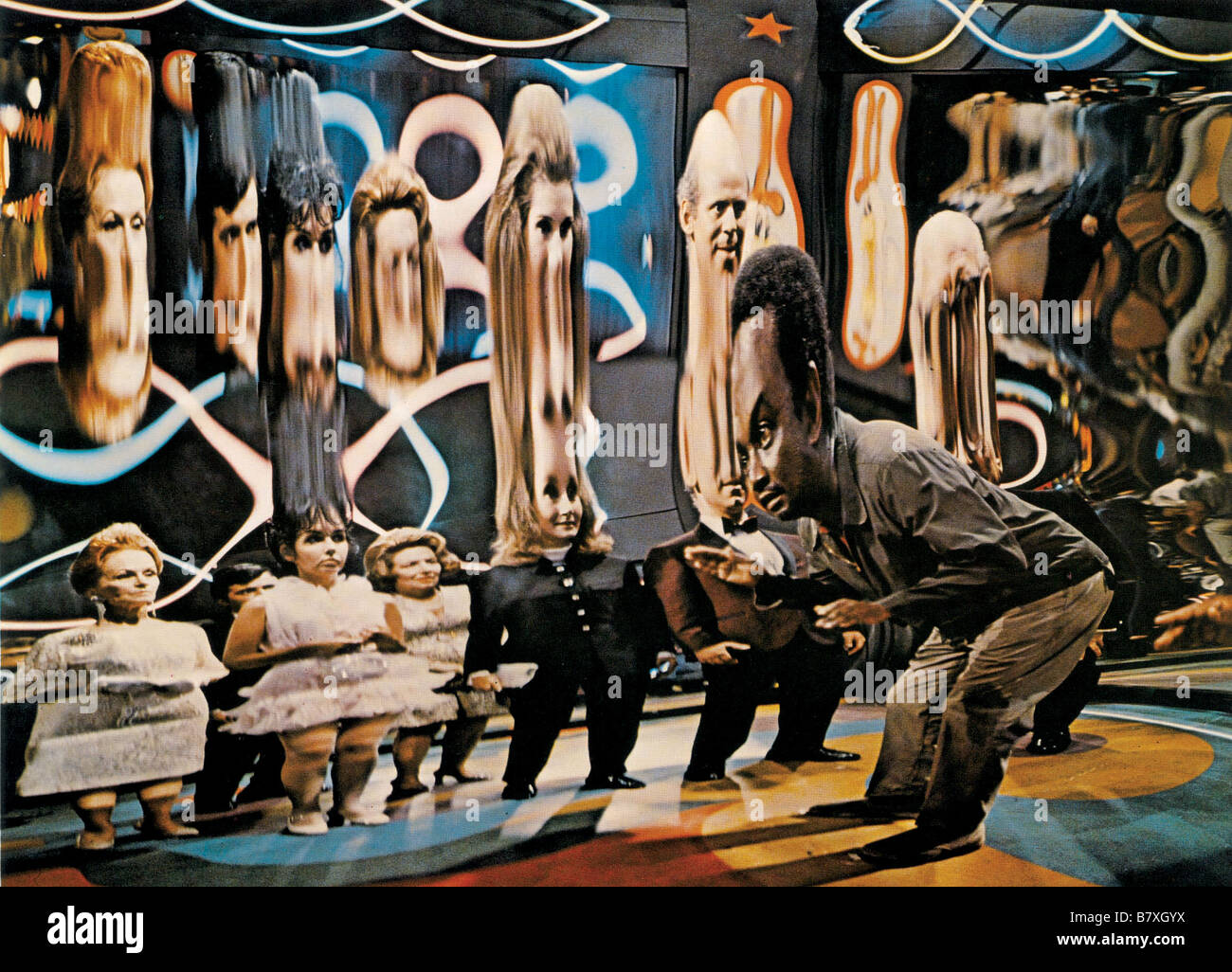 Up Tight!  Year: 1968 USA Director: Jules Dassin - Stock Image