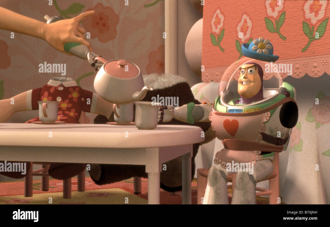 Toy Story  Year: 1995 USA animation  Director: John Lasseter - Stock Image