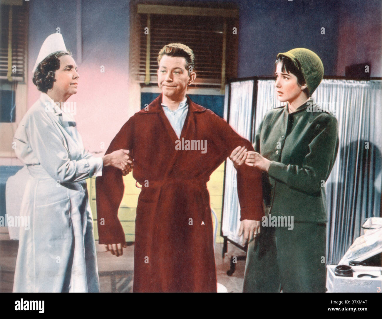 Francis Joins the WACS  Year: 1954 USA Donald O'Connor  Director: Arthur Lubin - Stock Image