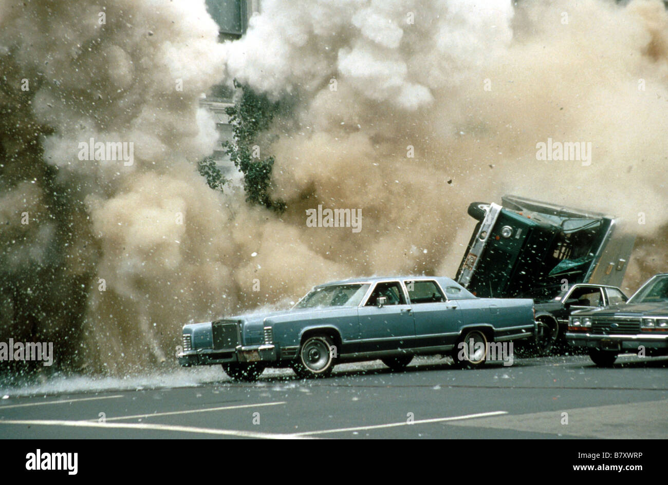 Die Hard: With a Vengeance Year: 1995 USA Director :John McTiernan Stock Photo
