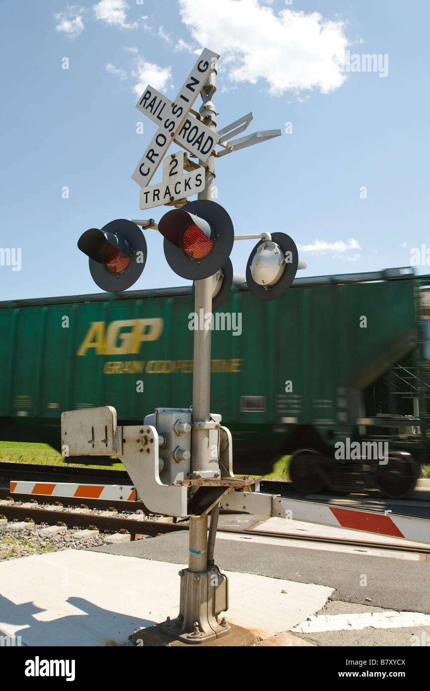 Railroad Signal Stock Photos & Railroad Signal Stock Images