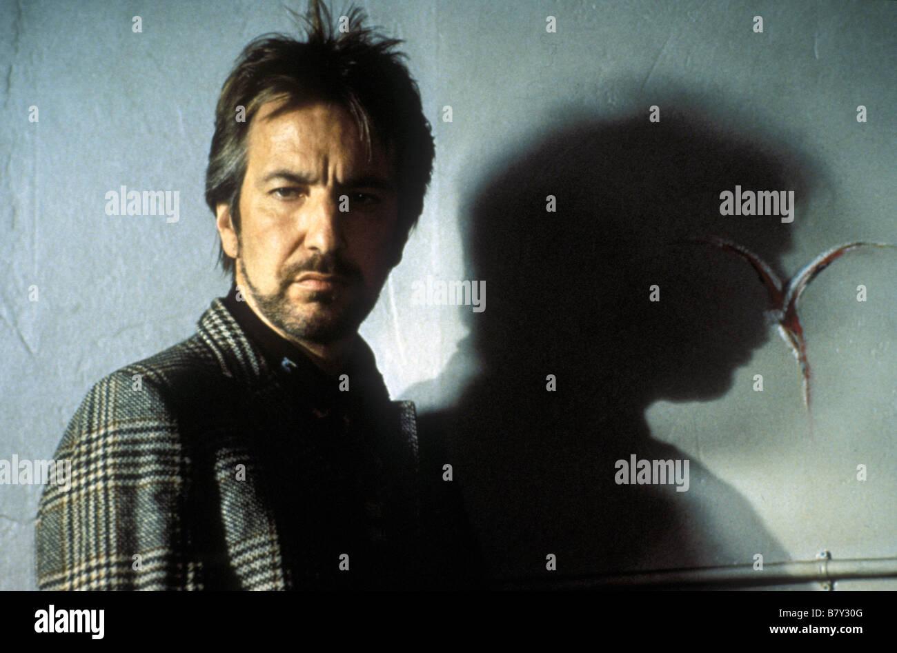 The January Man Year: 1989 USA Alan Rickman  Director: Pat O'Connor - Stock Image