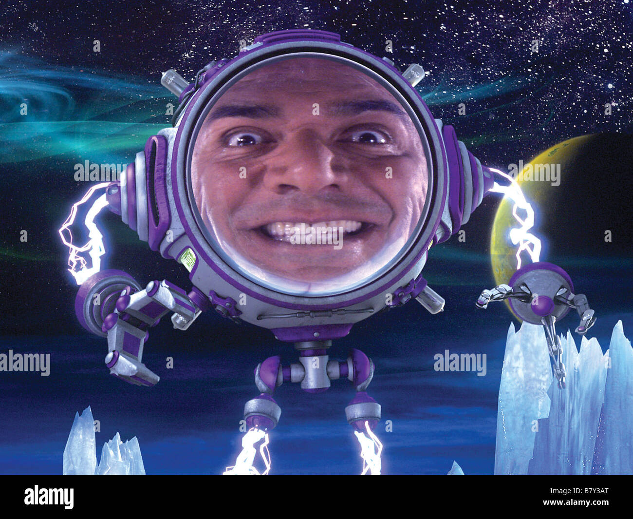 Les aventures de Sharkboy et Lavagirl en 3-D The Adventures of Stock Photo: 22108320 - Alamy