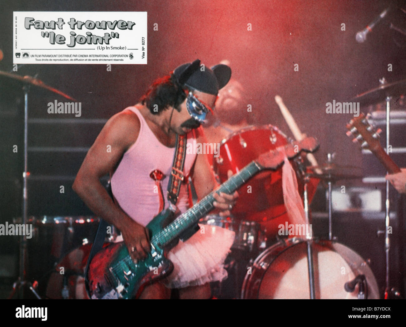 Image result for Cheech Marin Up In Smoke concert scene