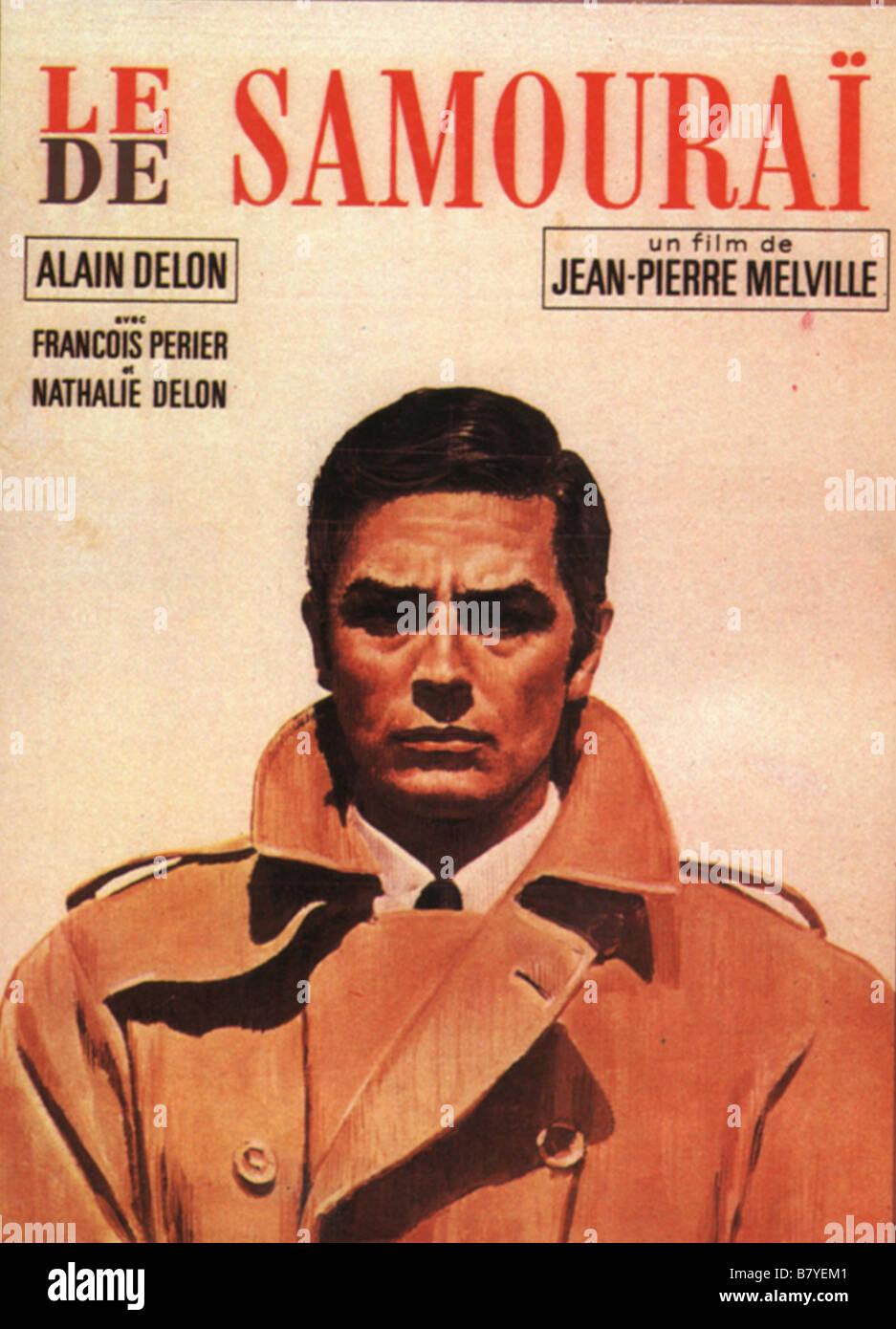 Le Samourai Year: 1967 - France Italy Alain Delon affiche, poster ...