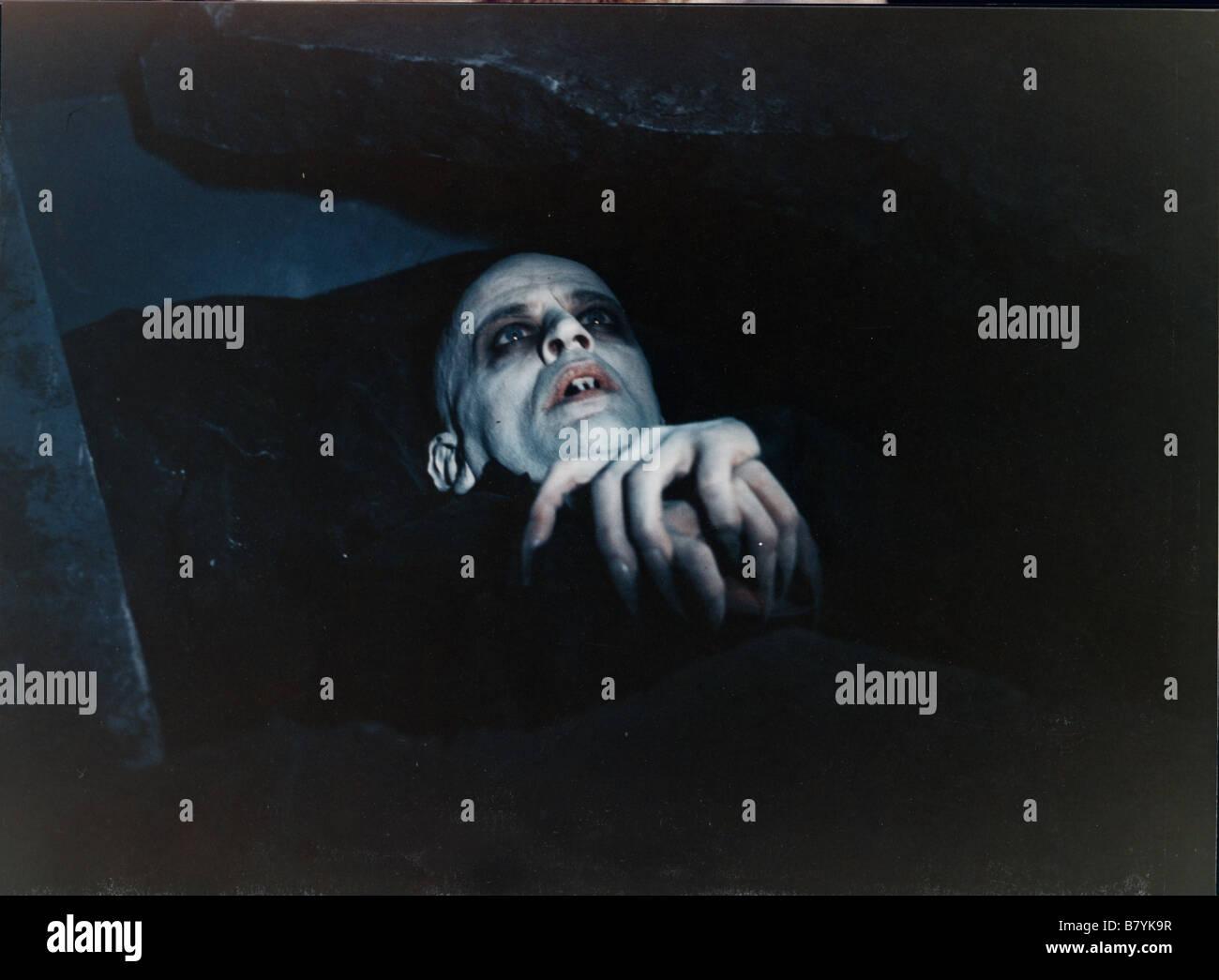Nosferatu: Phantom der Nacht  Nosferatu the Vampyre Year: 1979 - West Germany Director : Werner Herzog Klaus Kinski, Stock Photo