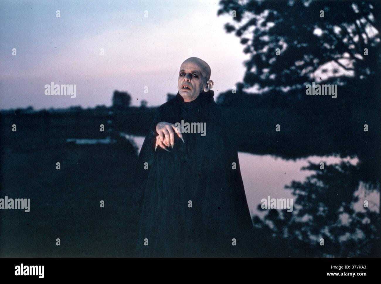 Nosferatu: Phantom der Nacht  Nosferatu the Vampyre Year: 1979 - West Germany Director : Werner Herzog Klaus Kinski Stock Photo