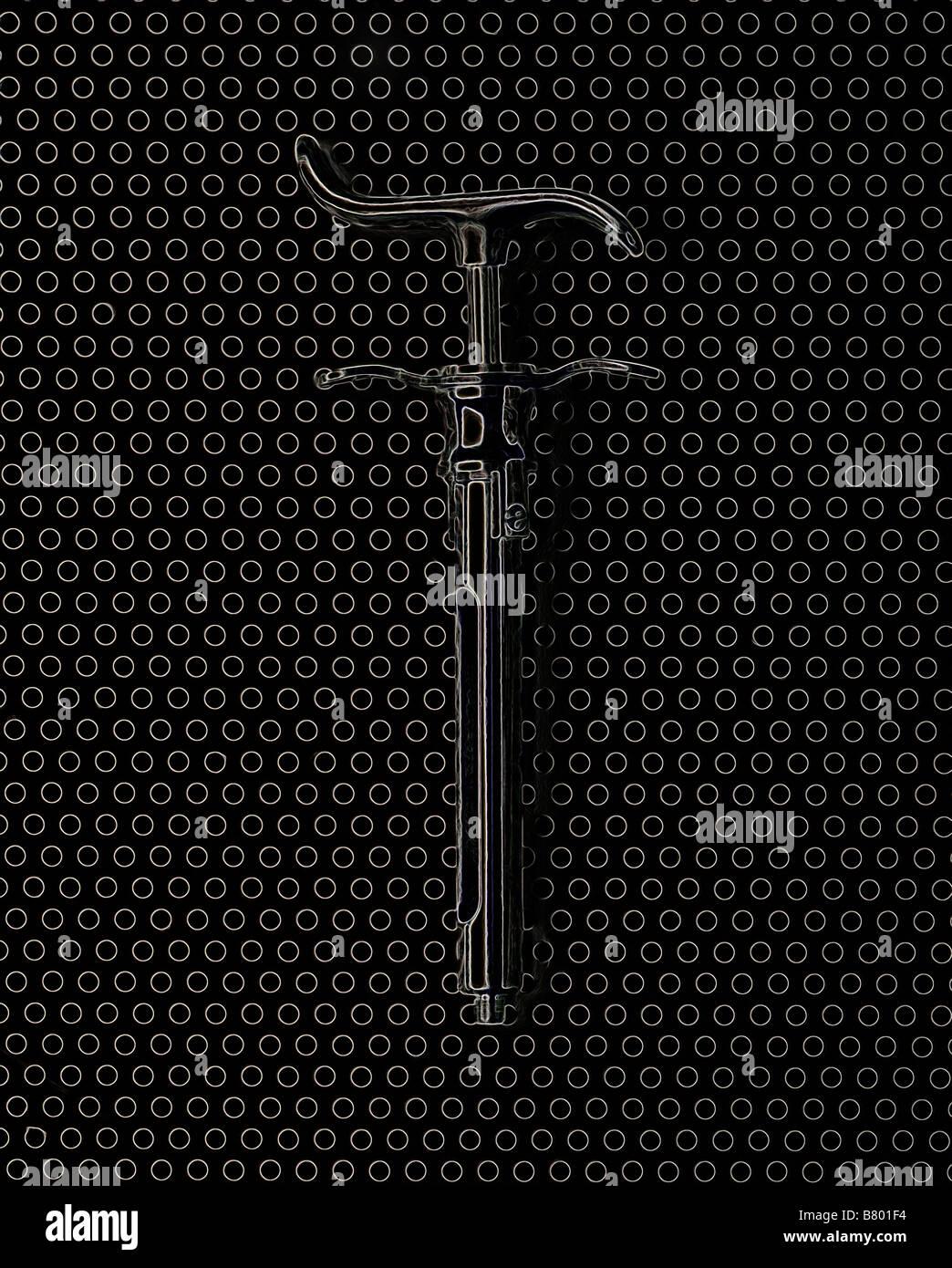 Syringe - Stock Image