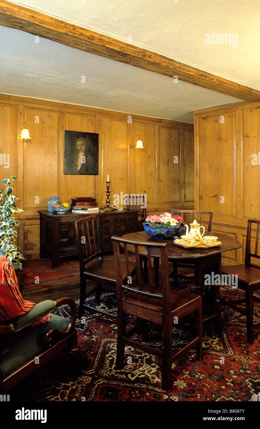 Wood Norton Dining Room