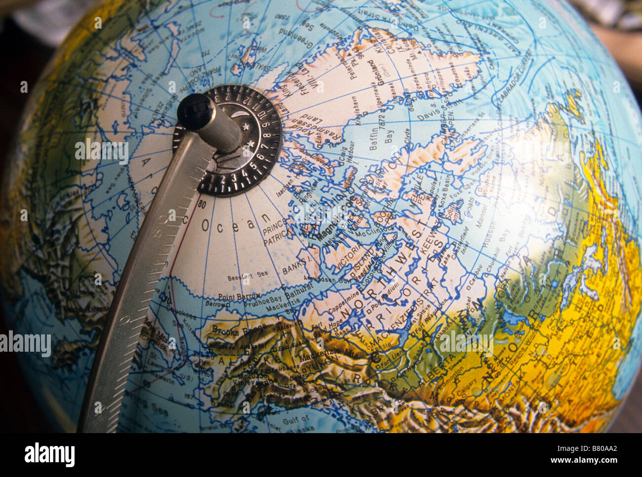 World globe map geography border sea ocean locate arctic stand stock world globe map geography border sea ocean locate arctic stand gumiabroncs Image collections