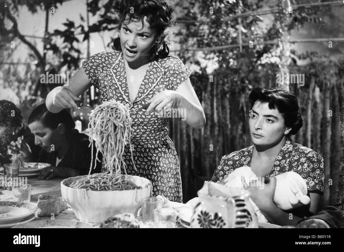 Pain amour et jalousie Pane, amore e gelosia Year: 1954 - Italy Gina ...