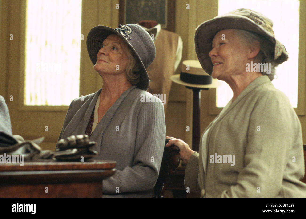 Les dames de Cornouailles Ladies in lavender  Year: 2005 - UK Maggie Smith, Natascha McElhone  Director: Charles Dance Stock Photo