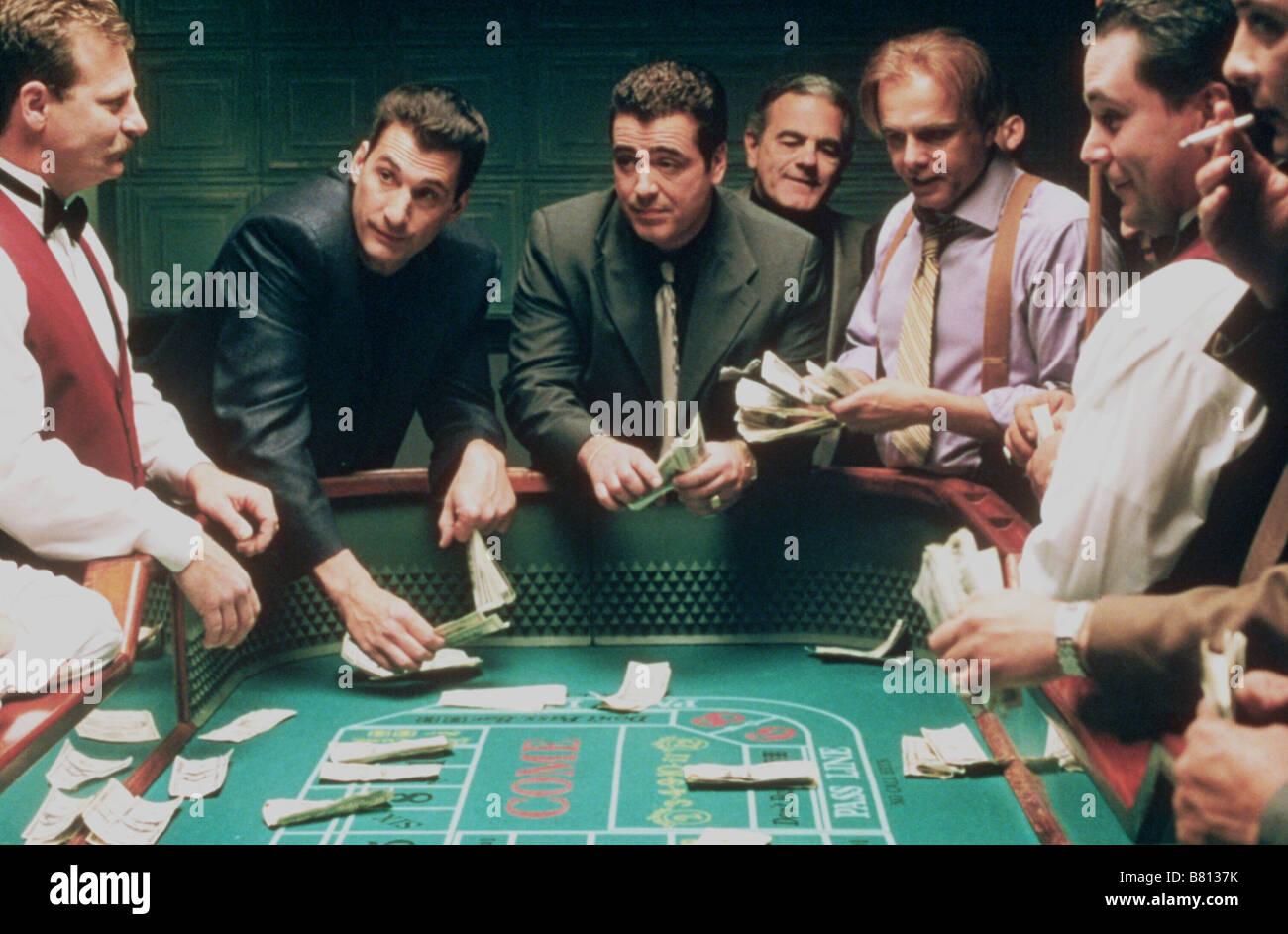 The Sopranos   TV-Series 1999-2007 USA 2004 Season 5  Created by David Chase Robert Funaro, Joe Pantoliano - Stock Image