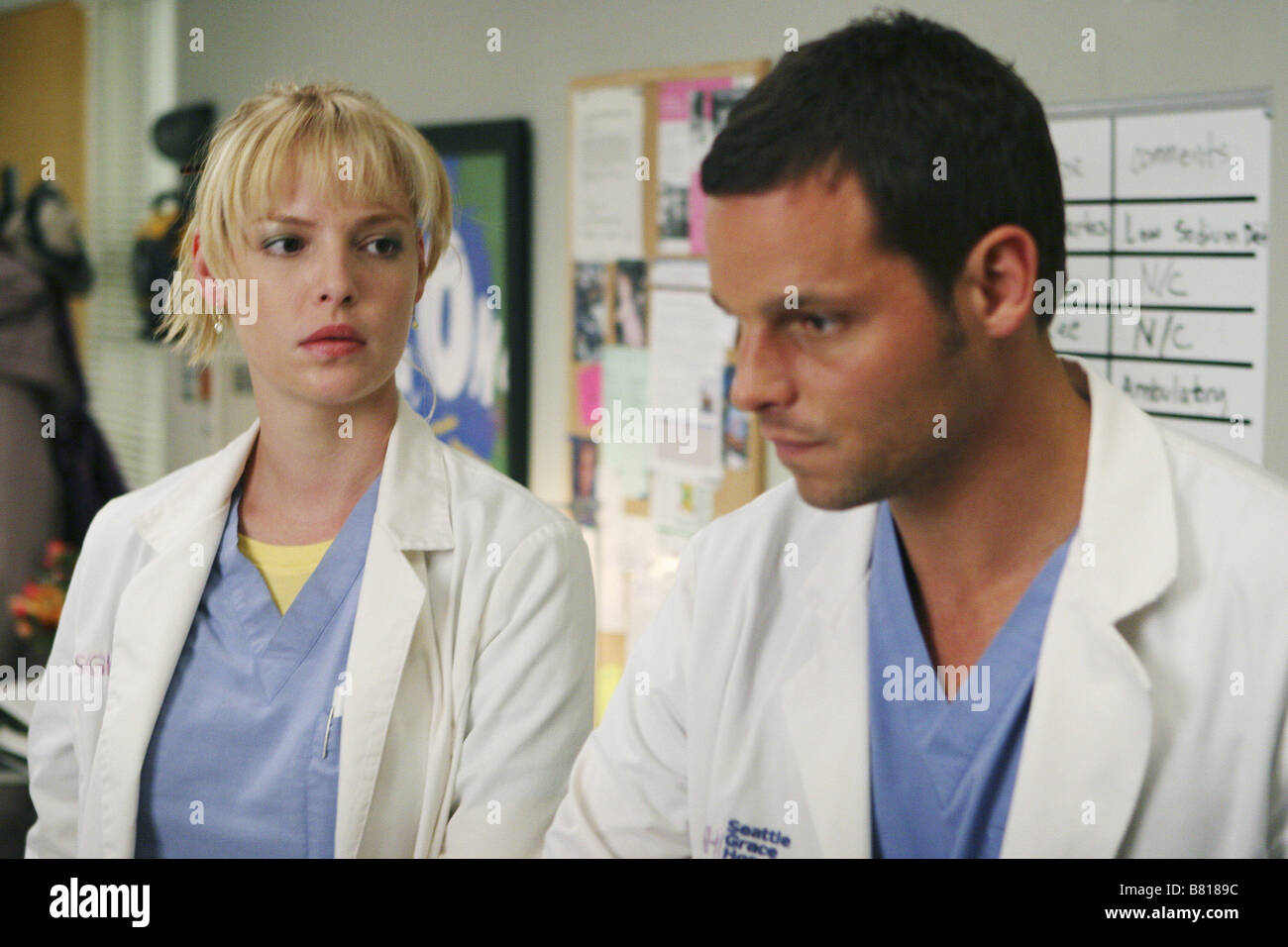 Grey\'s Anatomy TV Series 2005 - ???? USA 2006 season 2, Episode 14 ...