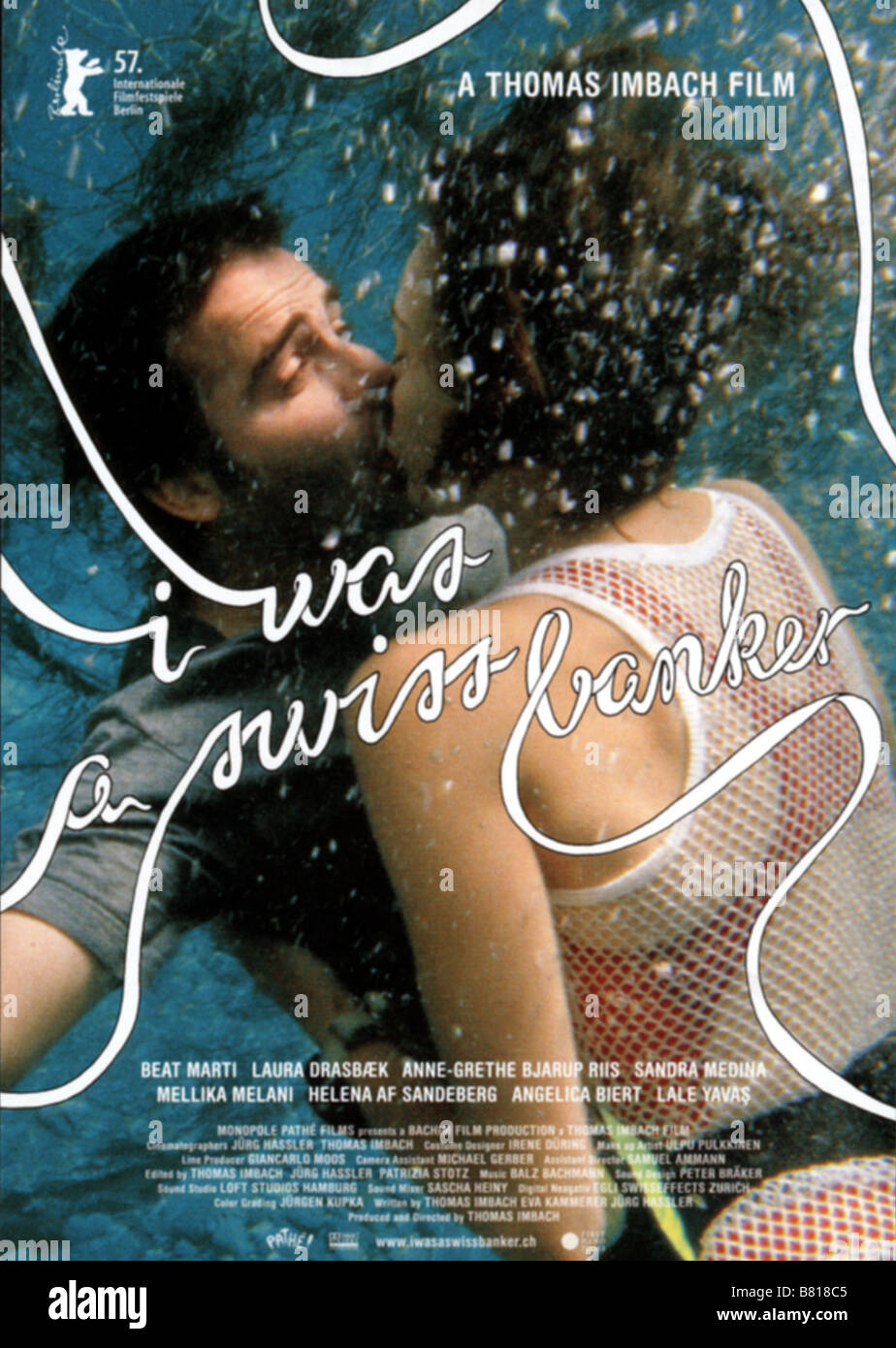 Angelica Bella Film cinema kiss poster stock photos & cinema kiss poster stock