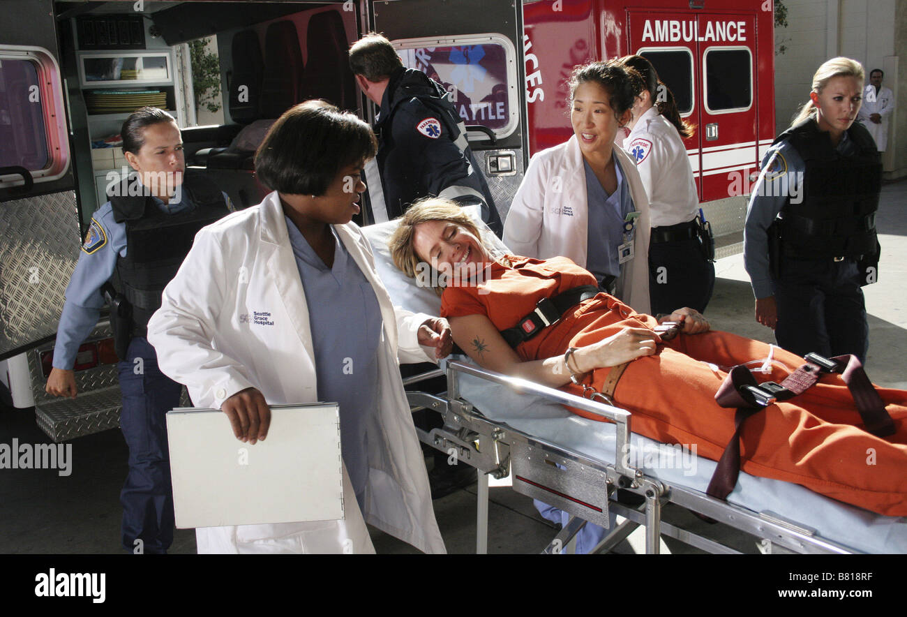 Chandra Wilson Stock Photos & Chandra Wilson Stock Images - Alamy