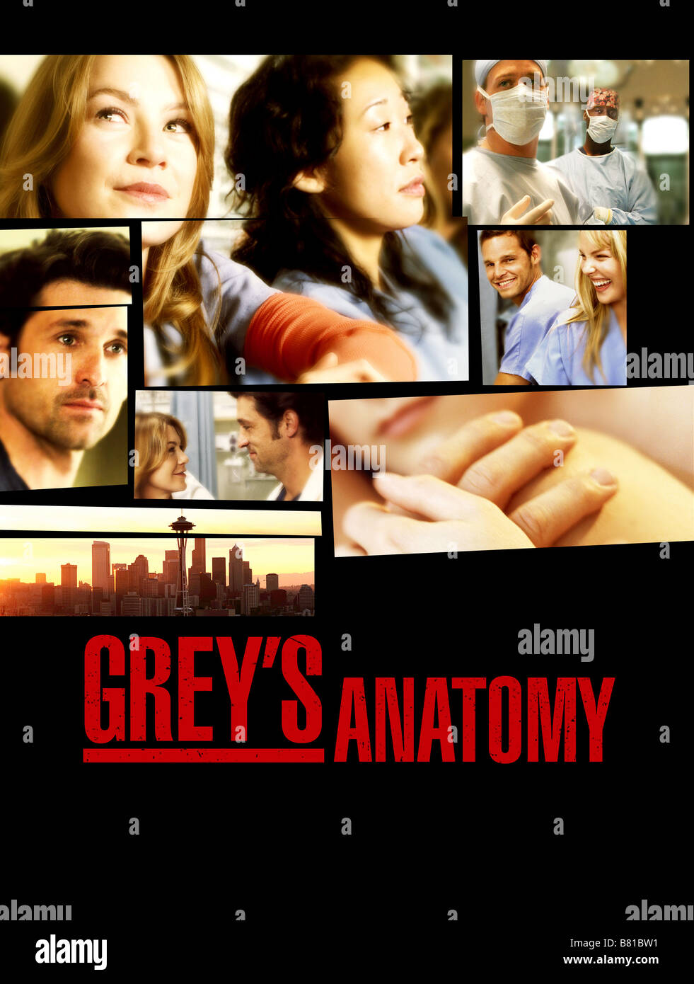 Greys Anatomy Tv Series 2005 Usa 2005 Season 1 Created By