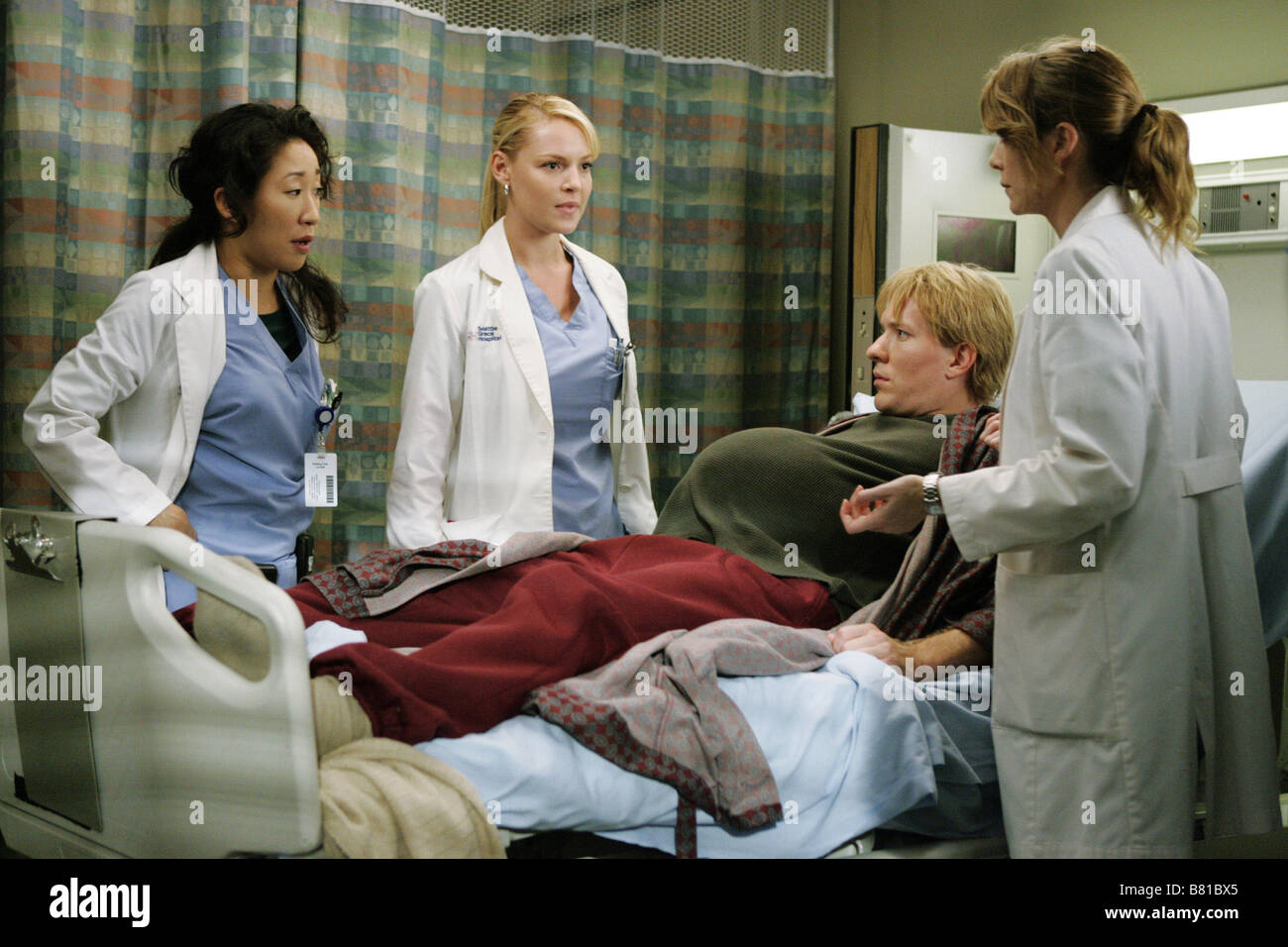 Greys Anatomy Tv Series 2005 Usa 2005 Season 2 Episode 7