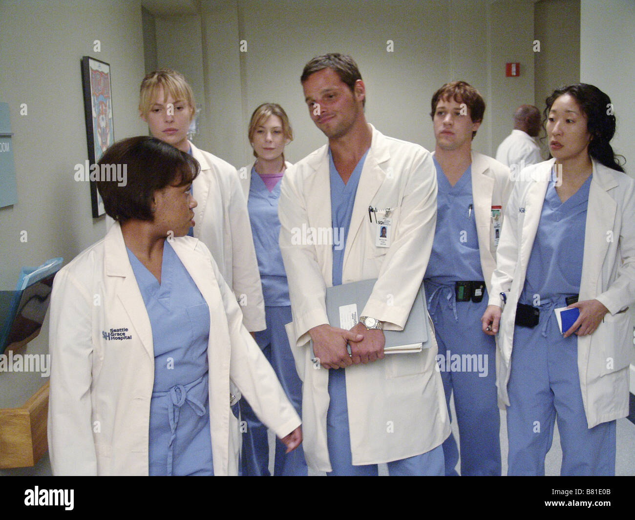Greys Anatomy Tv Series 2005 Usa 2005 Season 1 Episode 6 If