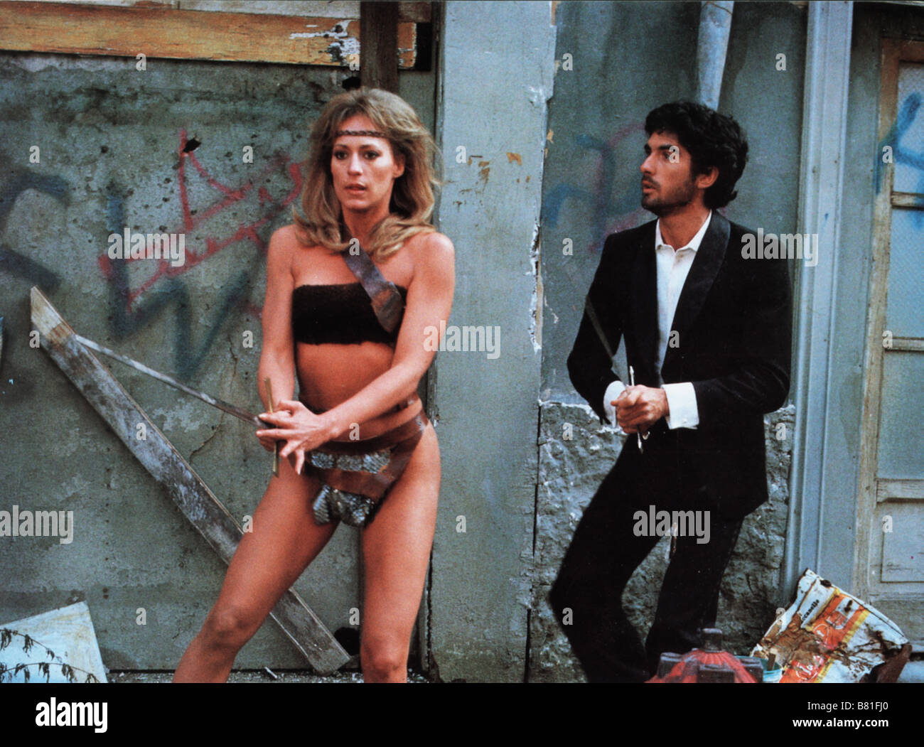 She Year: 1982 - She Year: 1982 - Italy / USA / Israel Sandahl Bergman,  David Goss Director: Avi Nesher