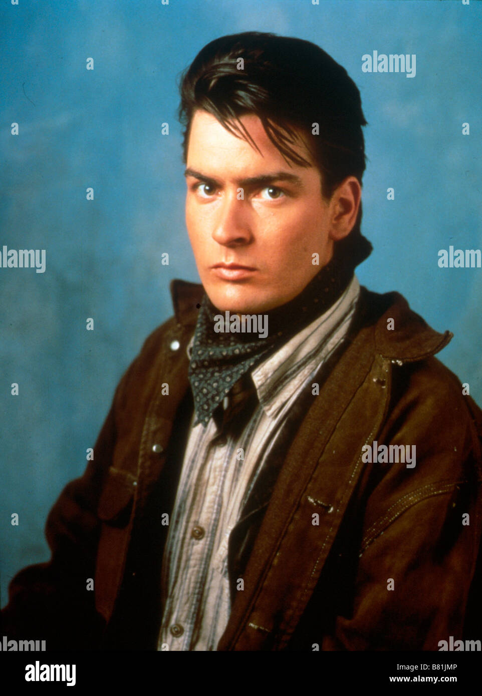 Young guns 1988 charlie sheen stock photos young guns 1988 charlie young guns young guns year 1988 usa charlie sheen director christopher cain stock thecheapjerseys Images