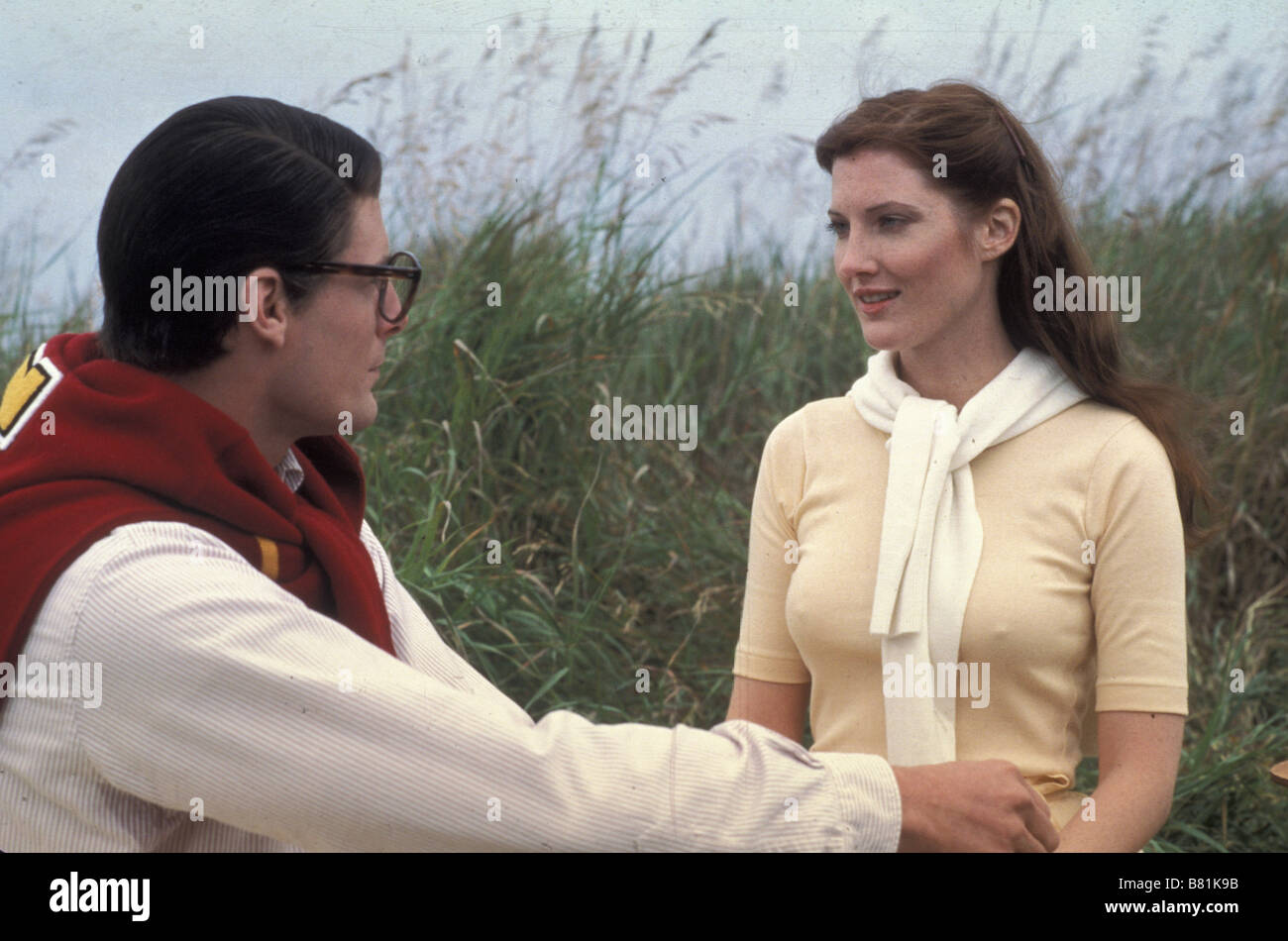 Superman 3 Year : 1983 UK / USA Christopher Reeve , Annette O'Toole  Director: Richard Lester Stock Photo