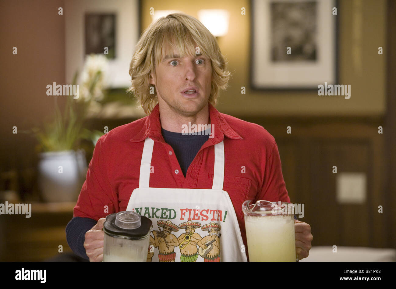 You, me and Dupree  Year: 2006 USA Owen Wilson  Director: Anthony Russo, Joe Russo - Stock Image