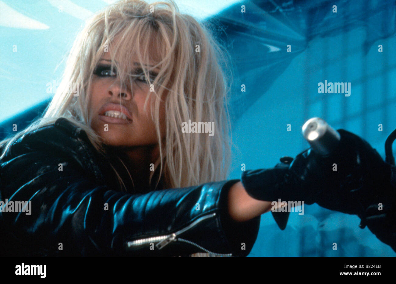 Barb Wire Pamela Anderson Stock Photos & Barb Wire Pamela Anderson ...