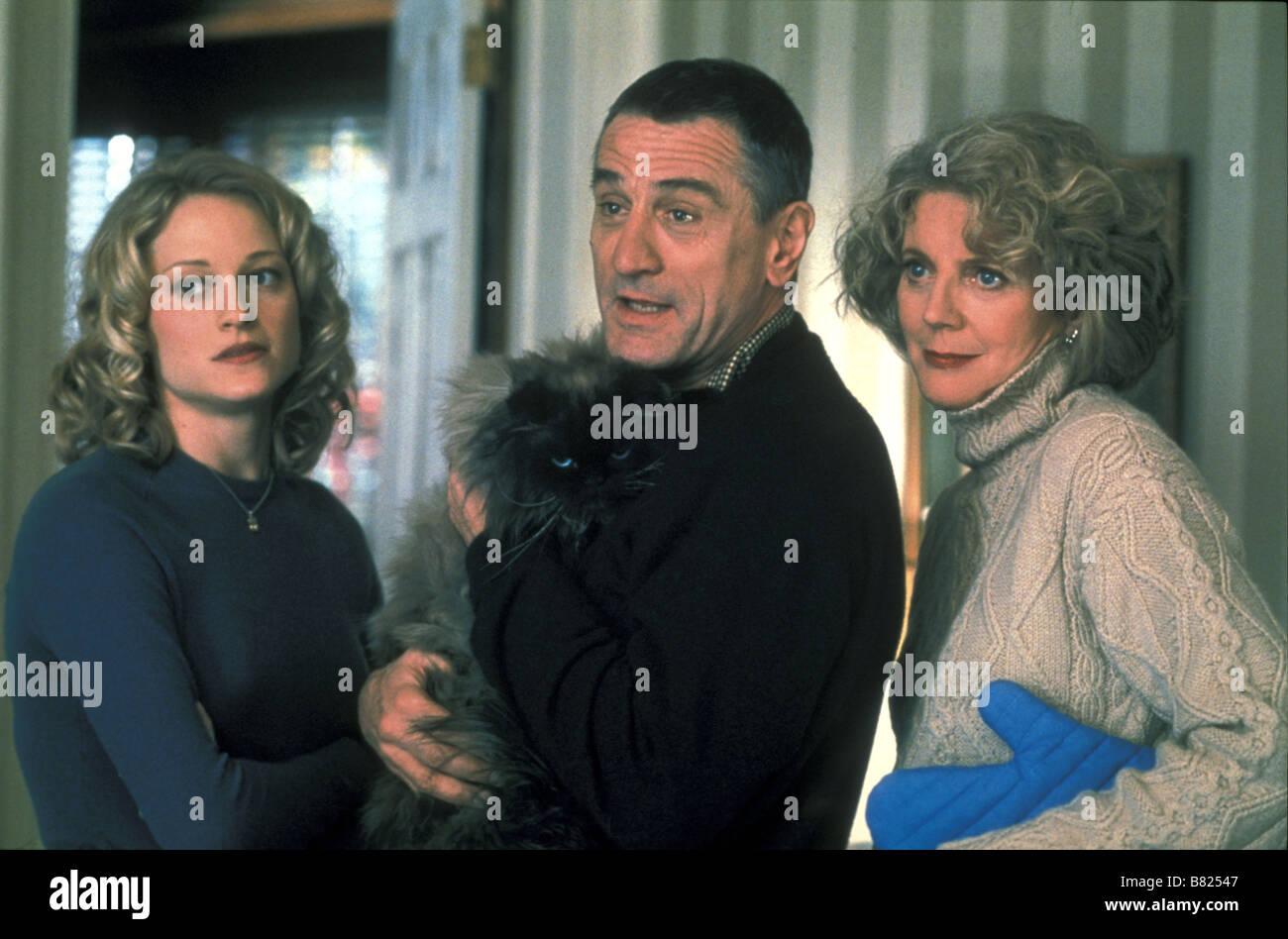 Meet the Parents  Year: 2000 USA Teri Polo, Blythe Danner, Robert De Niro  Director: Jay Roach - Stock Image