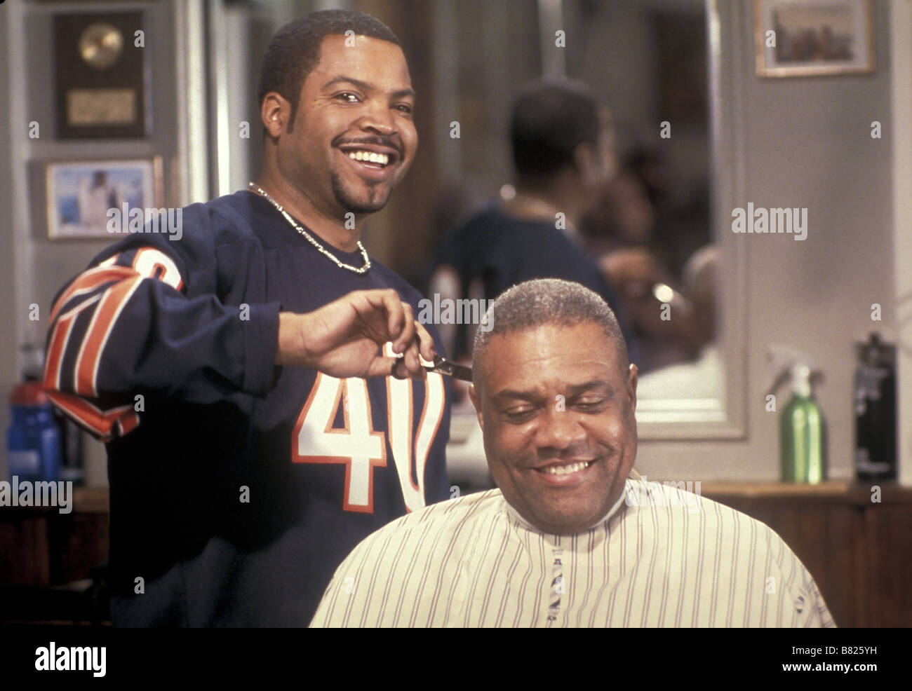 Ice Cube Barbershop Back In Stock Photos & Ice Cube Barbershop ...