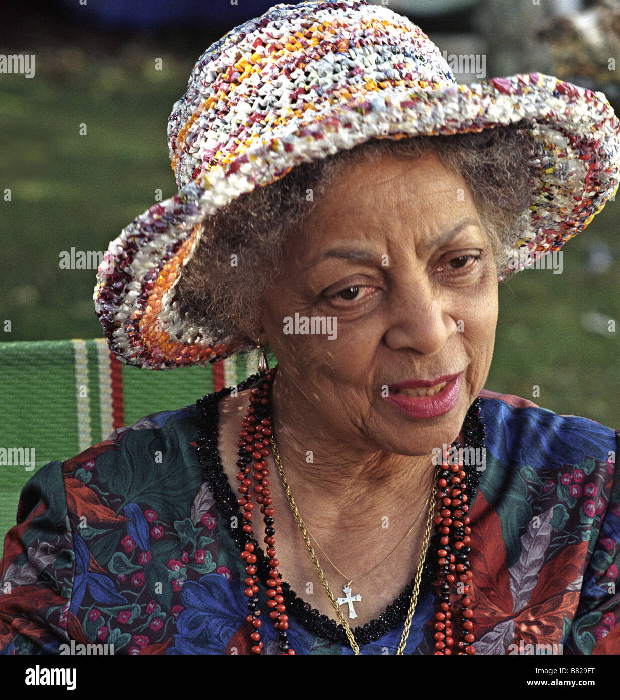 Number Two No. 2  Year: 2006 - New Zealand Ruby Dee  Director: Toa Fraser - Stock Image