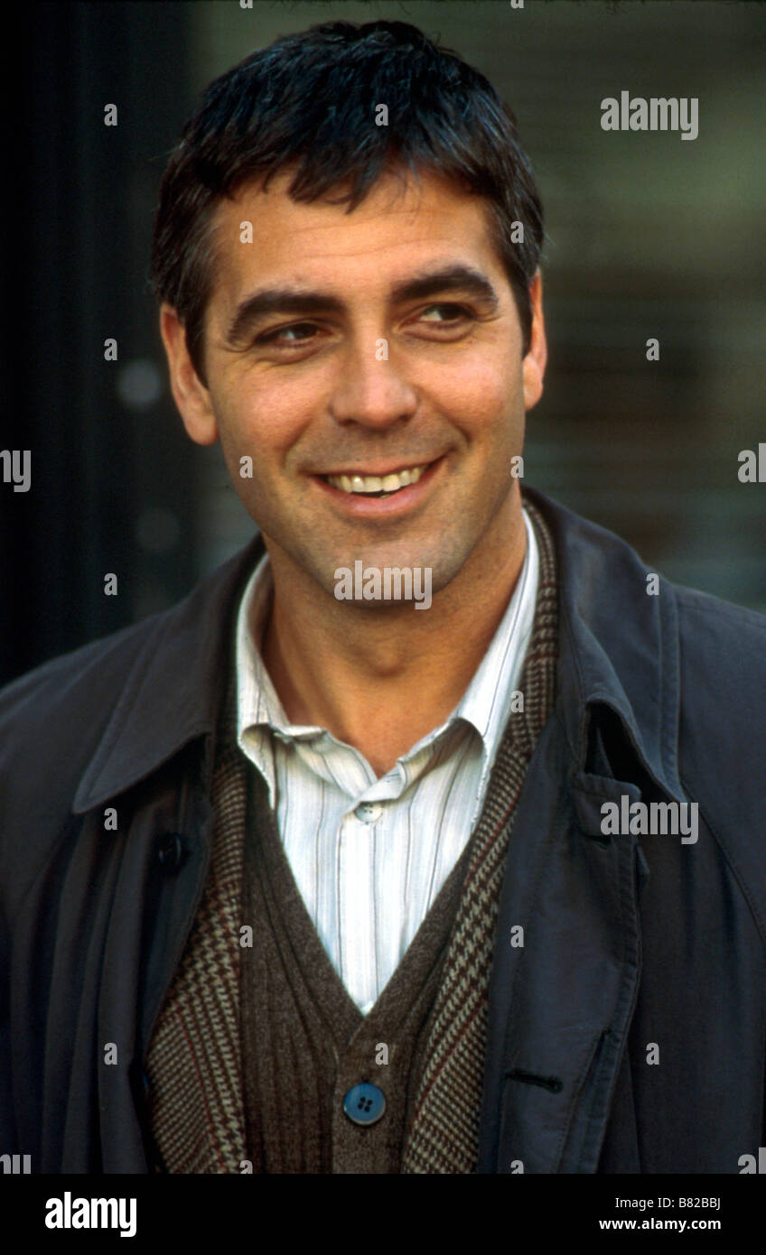 One Fine Day  Year: 1996 USA George Clooney  Director: Michael Hoffman Stock Photo