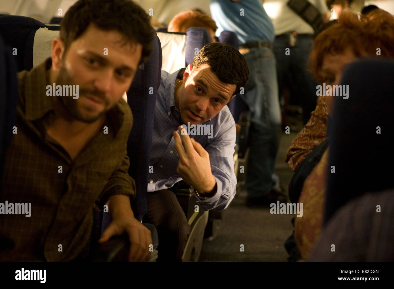 United 93  Year 2006 USA Director: Paul Greengrass - Stock Image