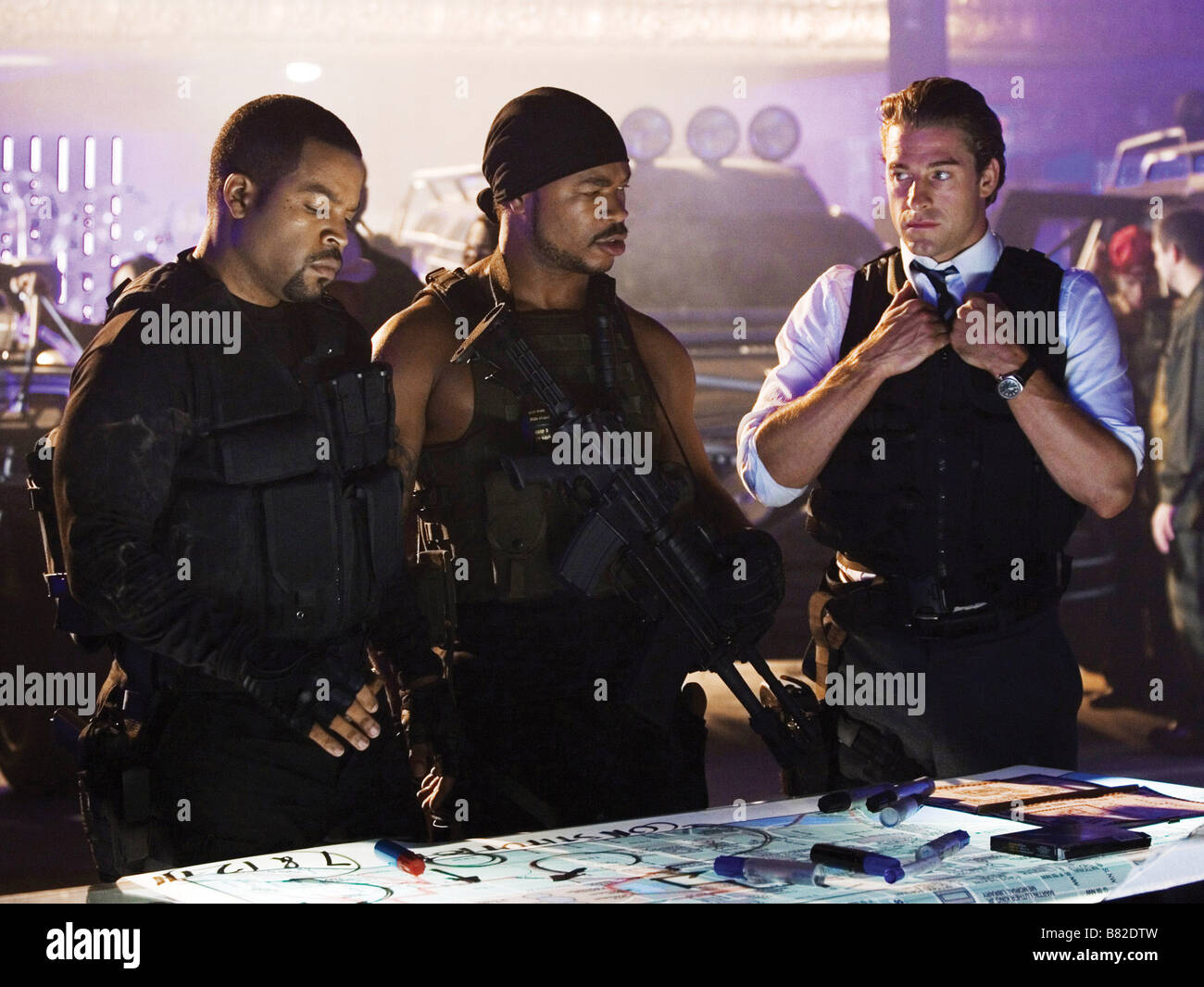 xXx: State of the Union Year: 2005 USA Ice Cube, Alvin