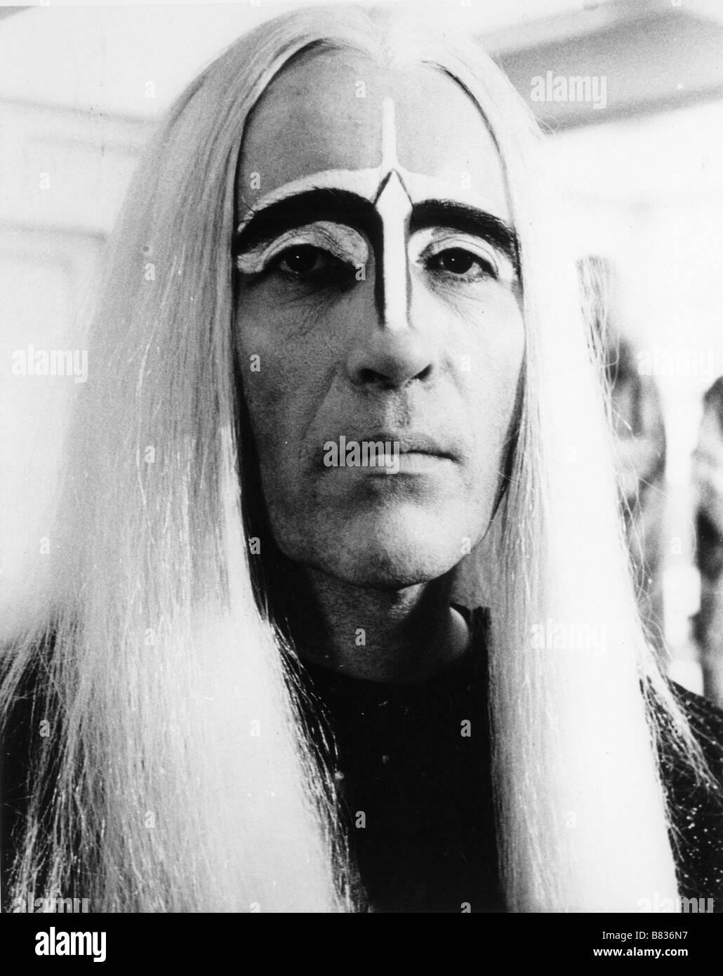 Space: 1999 TV Series 1975 - 1977 USA  1976 Season 02, episode  Earthbound  Director : Charles Crichton Christopher - Stock Image