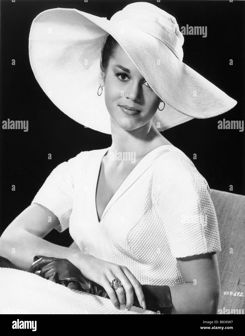 Jane Fonda publicity photos for The Chapman Report (1962)