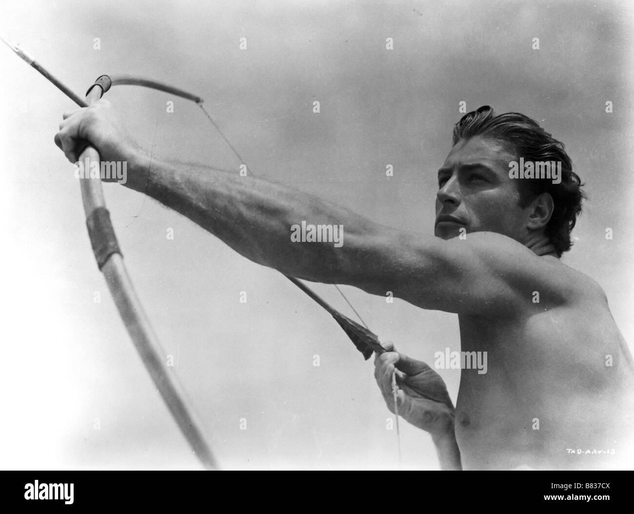Tarzan's Magic Fountain Year: 1949 USA Director: Lee Sholem Lex Barker - Stock Image
