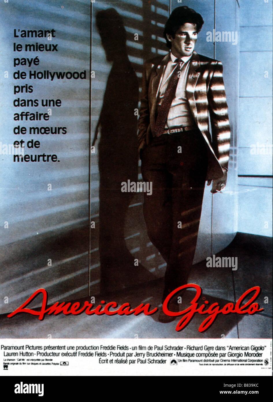 639de74d81dfb Richard Gere American Gigolo 1980 Stock Photos   Richard Gere ...