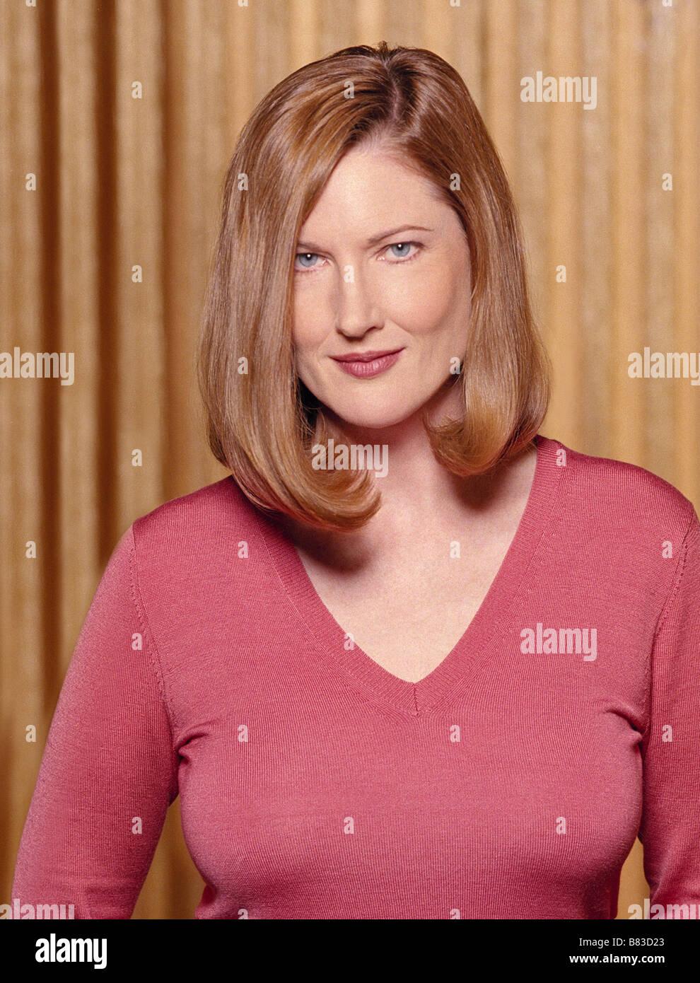 Smallville TV Series 2001 - 2011 USA 2002 Season 2 Annette O'Toole Stock Photo
