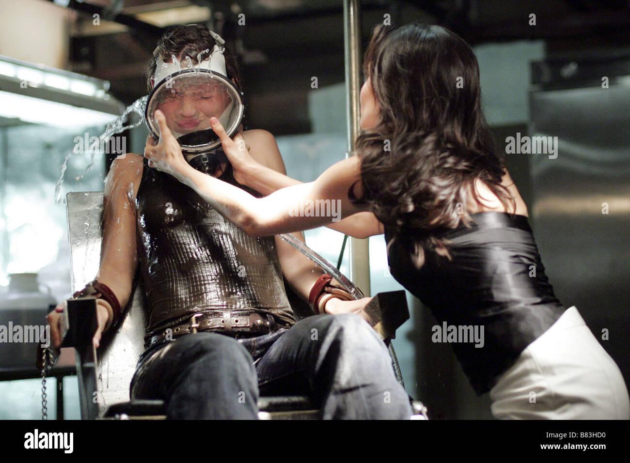 Alias (serie tv) Alias (2001)TV-Series 2001-2006 USA Jennifer Garner, Mía Maestro Authorized Personnel Only: - Stock Image